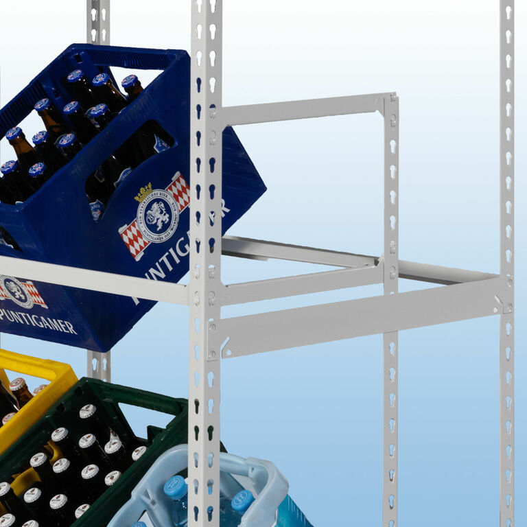 MP20-Getränke/Kombi-Regal, Flaschenregal und Getränkeregal bei ...